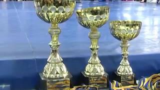 Чемпионат Украины по кикбоксингу WKA в Харькове