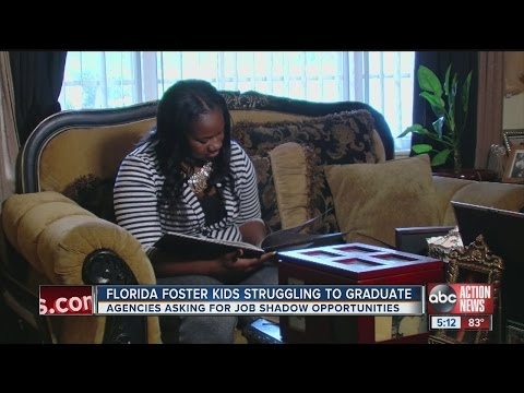 Florida's foster youth struggling to graduate high school