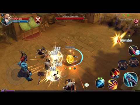 Sword Of Chaos (Android/iOS) Gameplay Part 1