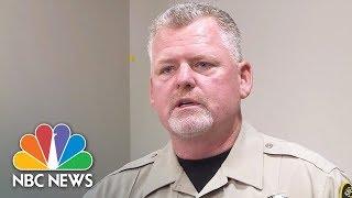Washington County Deputy On Saving A Boy From Frozen Pond: 'I'm Coming In. I Got Him' | NBC News