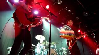 W.A.S.H. (Ash & We are Scientists) - After hours (We Are Scentists) @ Melkweg (8/9)