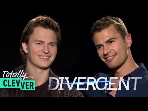 Divergent Cast (Official) from YouTube · Duration:  4 minutes 46 seconds