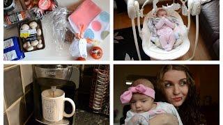 Daily Vlog 1.12 - Poznajcie moją córkę -  ॐ Rainbowluuu ॐ