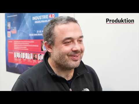 Frank Rieger vom Chaos Computer Club zur Sicherheit bei Industrie 4.0