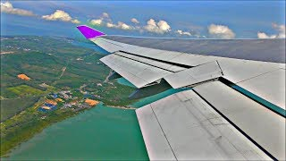 Thai Airways Boeing 747-4D7 | Phuket to Bangkok *Full Flight*