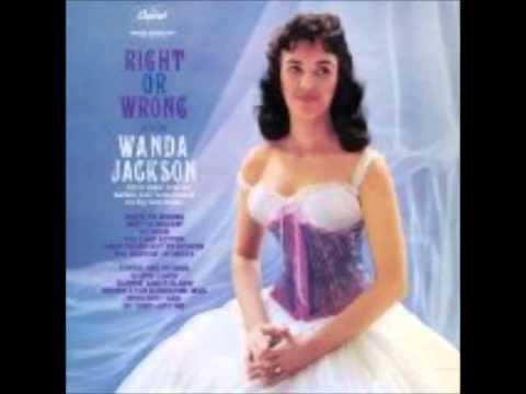 Wanda Jackson - Stupid Cupid (1961).