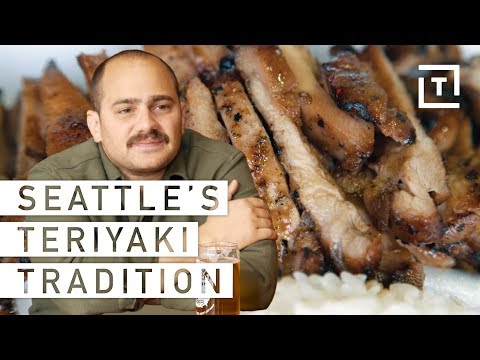 Seattle's Sweet Teriyaki Sauce || Food/Groups