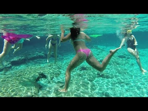 Ginnie Springs Cave Diving and Tubing