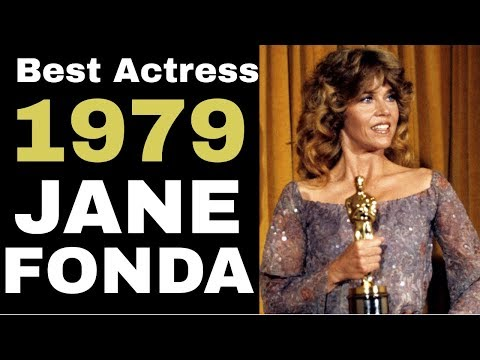 1979  Jane Fonda Wins Best Actress for Coming Home