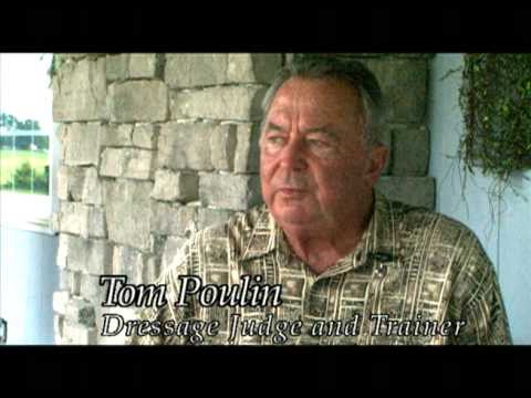 Tom Poulin on equine education.