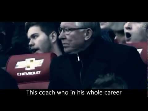 Sir Alex Ferguson & Faris Awad (Famous Arab Commentator) | [English Sub.] HD