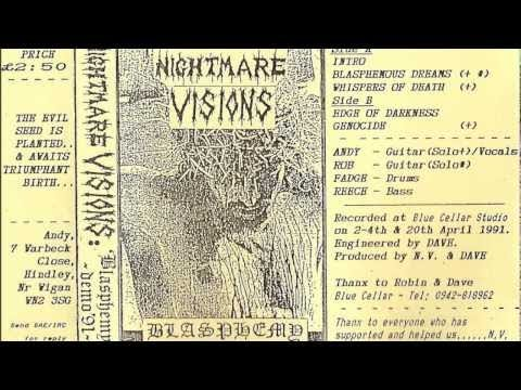 Nightmare Visions - Prophecy Demo