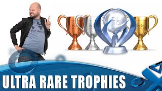 7 Ultra Rare Trophies We'll Never Unlock - Part 3