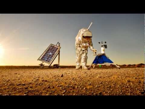 How long would a trip to Mars take? - IMAGE