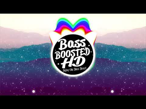 Ariana Grande - No Tears Left To Cry (Anevo & Bryana Salaz Remix) [Bass Boosted] [4K]