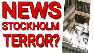[NEWS] Stockholm: Lkw rast in Menschenmenge | War es ein Terroranschlag | SCHWEDEN