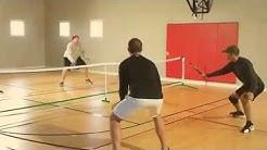 Private Indoor Pickleball Court In Wisconsin