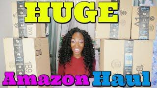 HUGE Amazon HAUL