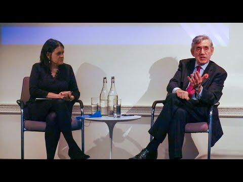 What makes a successful Brexit: Gordon Brown keynote speech