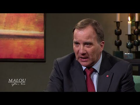 """Stefan Löfven: """"Vi måste ge människor återkommande chanser - oavsett ung eller gammal"""" - M"""