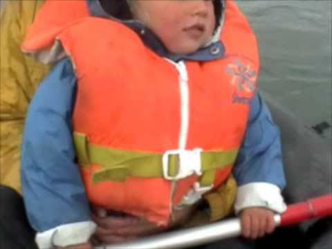 Chukchi Sea at Toddler Speed