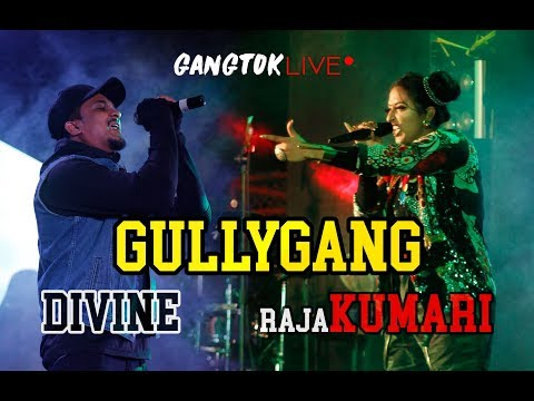DIVINE and RAJA KUMARI Performing LIVE at...