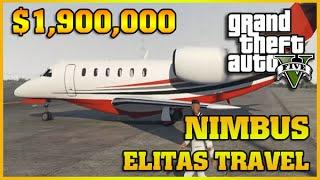 NIMBUS ELITAS TRAVEL | Finance and Felony | GTA 5 Online DLC