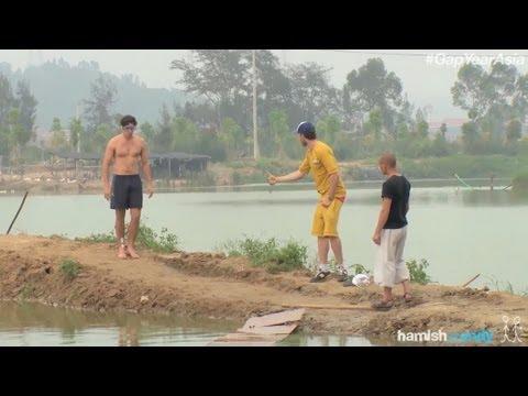 Running on Stink Water