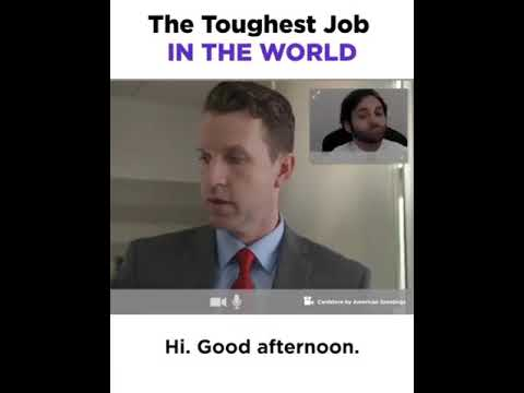 The Toughest Job In The World. Think The Most Selfless HUMAN BEINGS