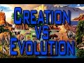 Creationism vs Evolution - A Compelling