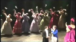 Les misérables International Tour 2011-The wedding & beggars at the feast