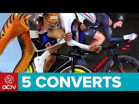 5 Pro Cyclists Who Started In Other Sports