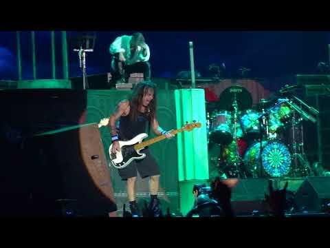 Iron Maiden - Hallowed Be Thy Name Live @ San Siro Ippodromo Milan 9.7.2018