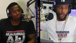 Lord Jamar & Godfrey on Trump's America + Dame Dash vs Lee Daniels