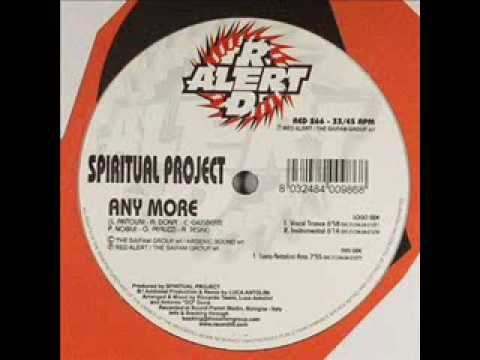 Spiritual Project - Any More (Vocal Trance)