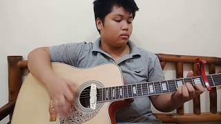 Sa ngalan ng pagibig - December Avenue (Fingerstyle guitar cover)