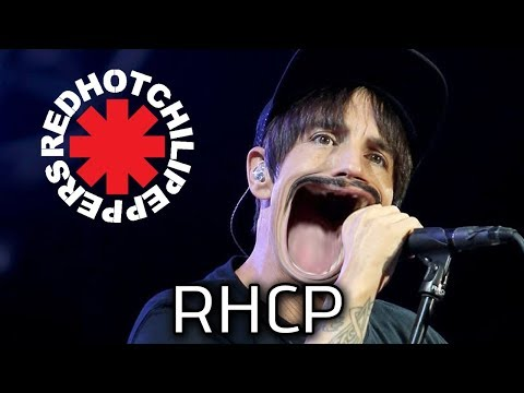 Dani California but it's a complete shit show | RHCP