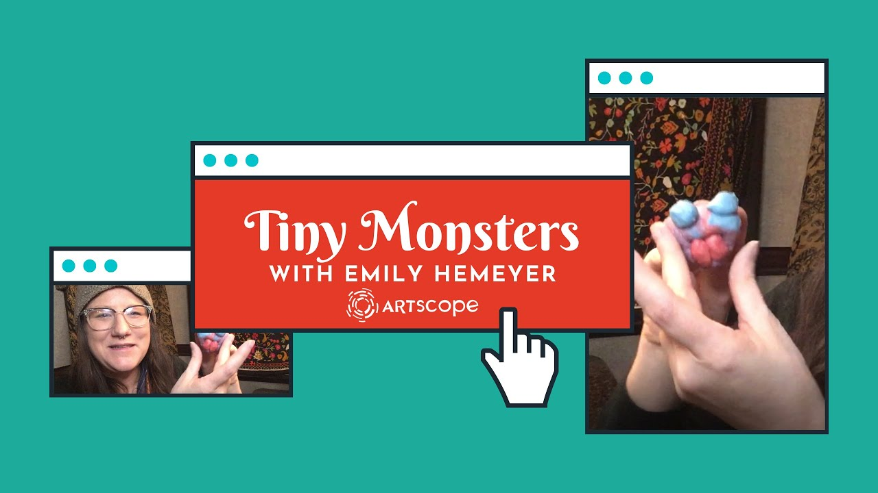 Tiny Monsters with Emily Hemeyer