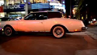 80S BUICK RIVIERA CRUISIN' IN MONTREAL QC