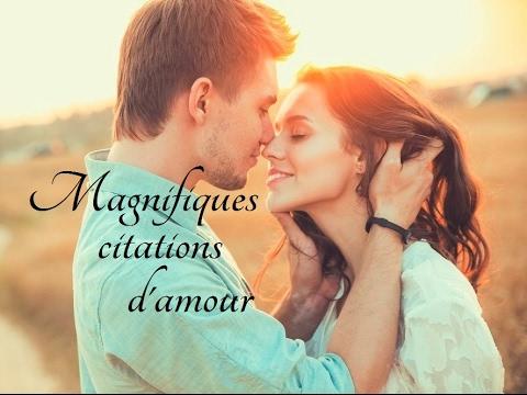 Magnifiques Citations D'amour