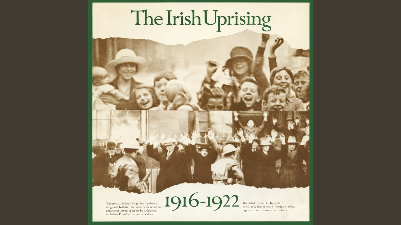 The Rising of the Moon / The Proclamation of 1916