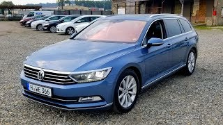 VW PASSAT B8 2.0 TDI 150hp Highline из Германии