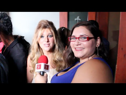 Carly Robyn Green Interview - LOLO Bag & IKEN Watches Hollywood Launch Party | Yael.tv