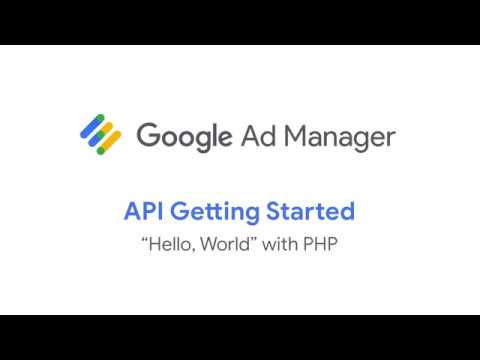 Making Requests to Google Ad Manager API with PHP