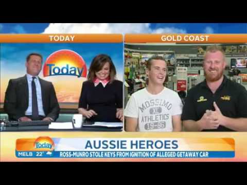 The Most Aussie Interview Ever