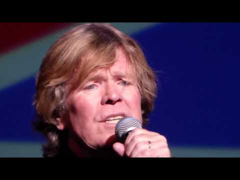 Mrs Brown, you've got a lovely daughter  I'm Henry the VIII PETER NOONE Pittsburgh 3-4-2017 Benedum