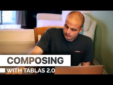 Composing With Tablas