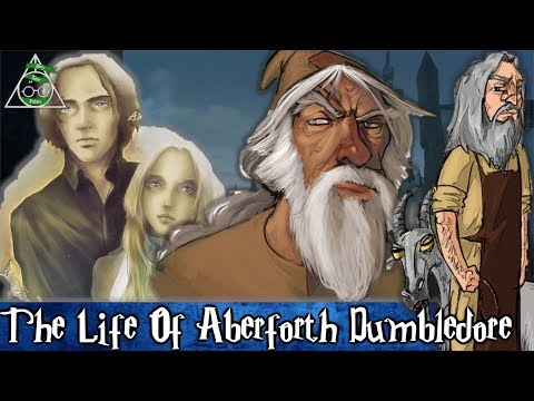 The Life Of Aberforth Dumbledore