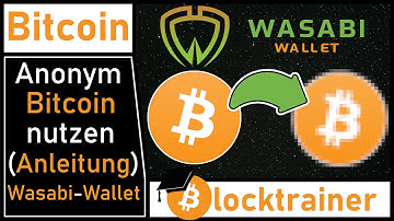 Anleitung: #Bitcoin anonymisieren mit der Wasabi-Wallet (CoinJoins)