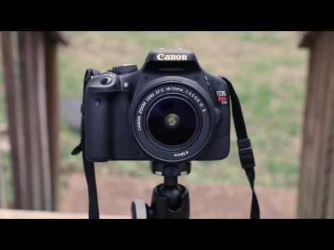 Best DSLR Video Settings - Basics of the Film Look How-To (Pt. 1)